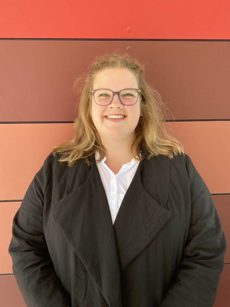 Laura Voß - Vorstand BJW AWO BS e.V.